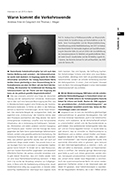 Mager Interview in der Planerin Heft 05/2015